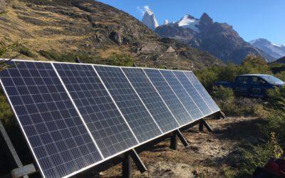 ¿Funcionan los paneles solares en los días nublados o durante el invierno?